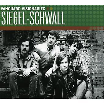 Siegel-Schwall Band - Vanguard visionnaires [CD] USA import