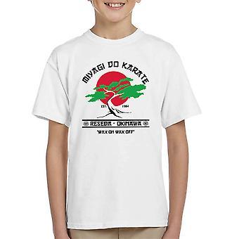 Karate Kid Miyagi Karate Kid-t-Shirt
