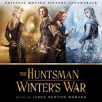 James Newton Howard - Huntsman: Winter's War (Score) / O.S.T. [CD] USA import