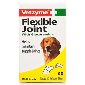 Vetzyme Flexible Joint Tablets for Dogs