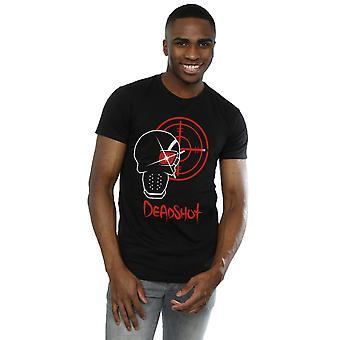 Itsemurha Squad Deadshot kuvaketta t-paita