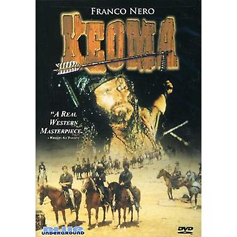 Keoma [DVD] USA import