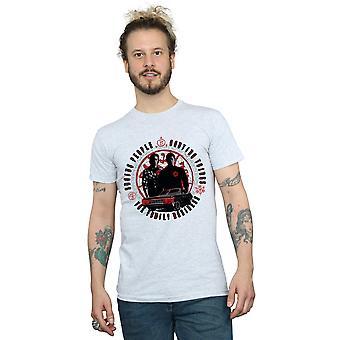 Bovennatuurlijke mannen familiebedrijf T-Shirt