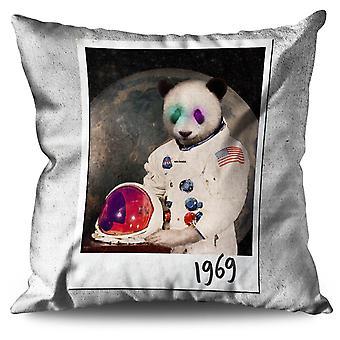 Panda USA Armstrong Linen Cushion 30cm x 30cm | Wellcoda
