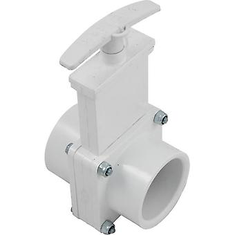 Valterra 6101X PVC Gate Valve White 1.5