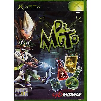 Dr Muto (Xbox) - Uusi