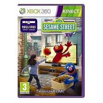 Kinect Sesamstraße TV (Xbox 360) - Neu
