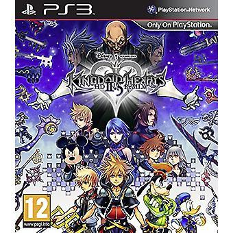 Kingdom Hearts HD 2,5 ReMix (PS3)-nieuw