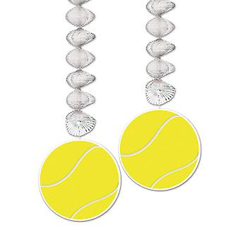 Tennis Ball Danglers 30""
