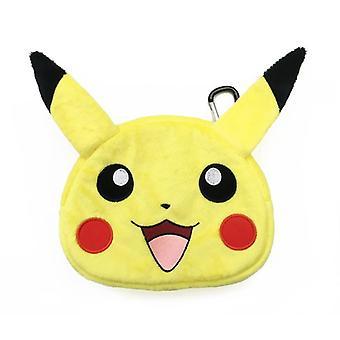 HORI universele Pokemon Pikachu pluche Pouch XL Nintendo 3DS