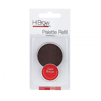 Hi Brow Brow Powder Palette Refill - Dark Brown