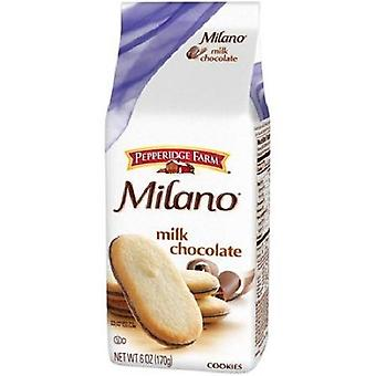 Pepperidge Farm Milano lapte ciocolata cookies