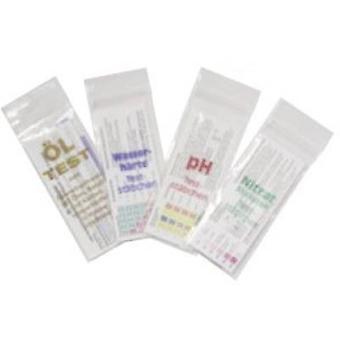 Stelzner Öl-Teststäbchen Test stripe olje, bensin, karbohydrater 6 eller flere PCer