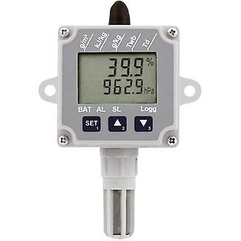 Greisinger EASYLOG 80 CL Multi-channel data logger Unit of measurement Temperature, Air pressure, Humidity -25 up to 60 °C 0 up to 100 RH 300 - 1100 hPa