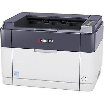 Kyocera FS-1061DN طابعة ليزر أحادية اللون A4 25 صفحة / دقيقة 1800 × 600 نقطة في البوصة دوبلكين، الشبكة المحلية