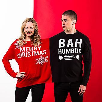 Christmas Shop Twin Christmas Humbug Jumper
