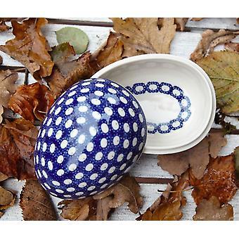 Dosen BSN 5581 som egg, 13 x 10 x 10 cm, 4 - tradisjonen