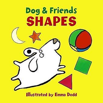 Koira & ystävät - muodot Emma Dodd - 9781861478443 kirja