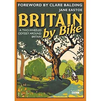 Storbritannien med cykel av Jane Eastoe - Clare skallighet - 9781906388713 bok