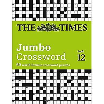 I tempi 2 Jumbo Crossword Book 12