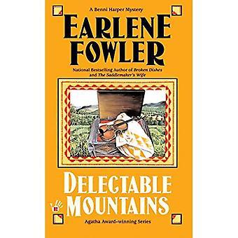 Delectable Mountains (Berkley Prime Crime Mysteries)