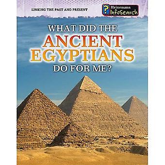 Wat deden de oude Egyptenaren voor mij?
