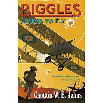 Biggles apprend à voler