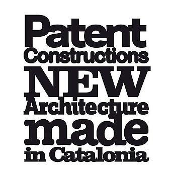 Patent constructies: Nieuwe architectuur gemaakt in Catalonië