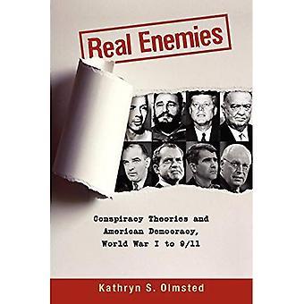 Veri nemici: teorie del complotto e democrazia americana, guerra mondiale I per 9/11
