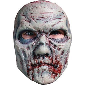 B Spaulding Zombie 8 Adlt visage pour Halloween