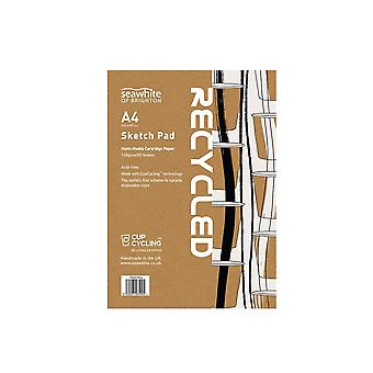 Seawhite of Brighton Reycled Multi-Media Sketch Pad A4
