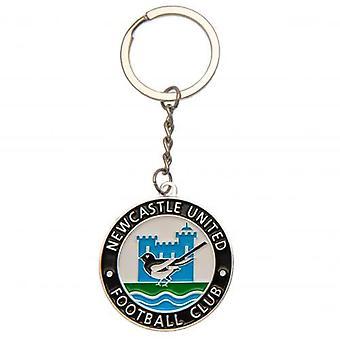 Newcastle United Keyring Retro