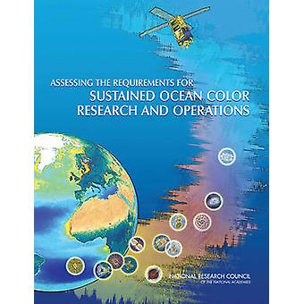 Assessing the Requirements for Sustained Ocean Color Research and Ope
