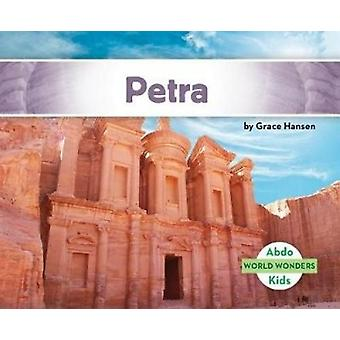 Petra by Grace Hansen - 9781532104435 Book