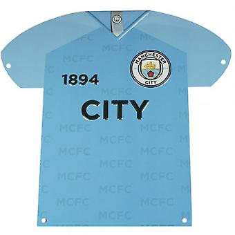 Manchester City metal skjorte Registrer