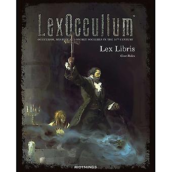 LexOccultum RPG Lex Libris Games Master-Handbuch
