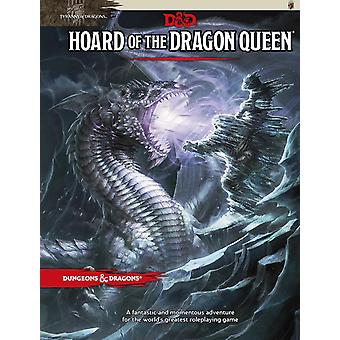 Hoard of the Dragon Queen Adventure Dungeons And Dragons Hardcover