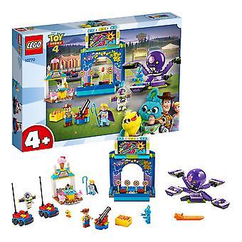 LEGO 10770 lelu tarina 4 Buzz & Woody's Carnival Mania!