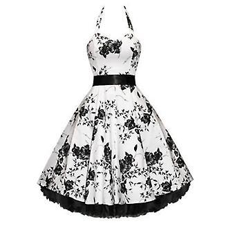 Kleid Neckholder Rockabilly-1950 Swing Jive