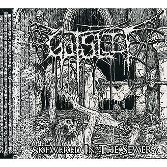 Gutslit - Skewered in the Sewer [CD] USA import