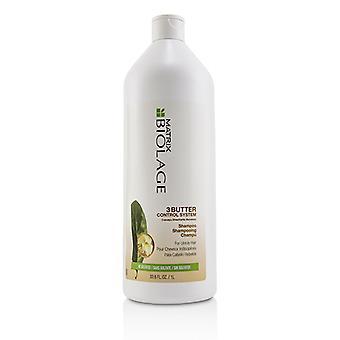 Matrix Biolage 3 Butter Control System Shampoo (For Unruly Hair) 1000ml/33.8oz