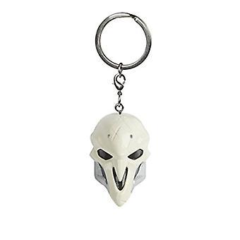 Sleutelhanger-overwatch-Preaper masker 3D figuur speelgoed nieuwe j7863