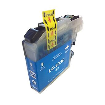LC-233 Cyan Compatible Inkjet Cartridge