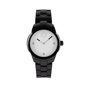 KRAFTWORXS Women's Watch horloge volle maan keramische kristallen FML 1GB S