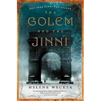 The Golem and the Jinni by Helene Wecker - 9780062110848 Book