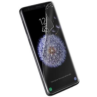Galaxy S9 Plus Curved Screen Protector Latex Ultra-thin Forcell