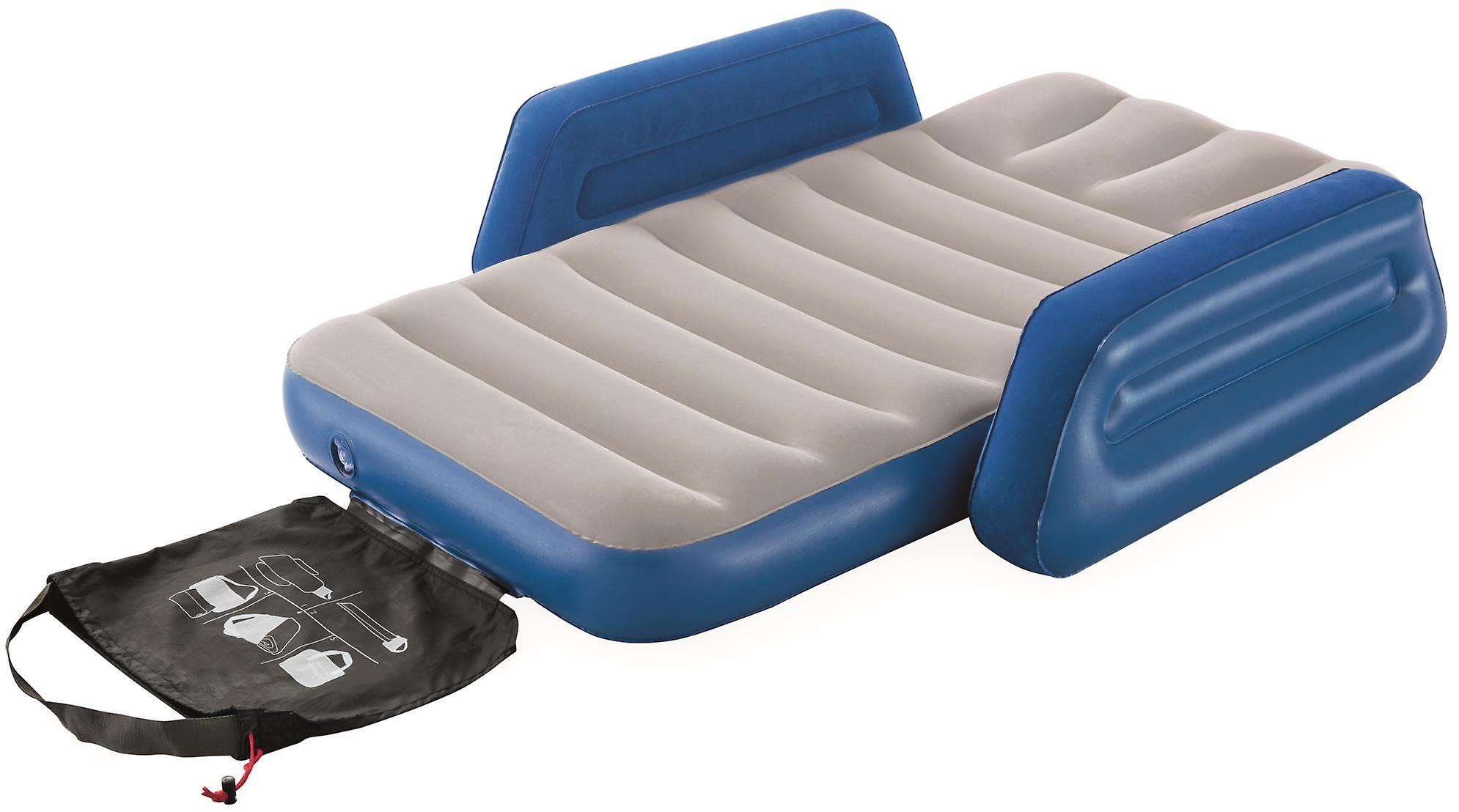 Bestway Lil' Traveler Airbed Inflatable Child's Travel Bed Blue 1 Year Guarantee