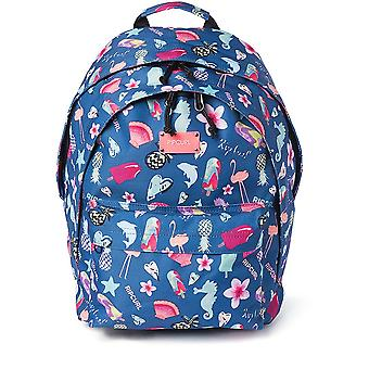 Rip Curl Double Dome Summer Time Backpack in Purple
