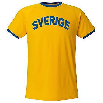 Zweden getipt T-shirt