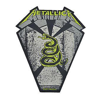 Metallica Pit Boss Woven Patch